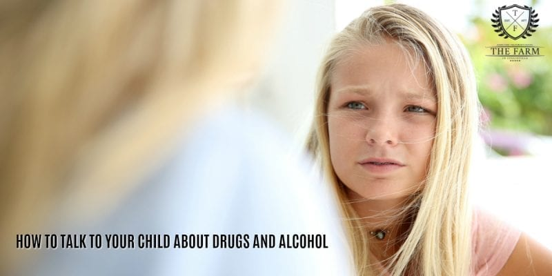 How to Talk to Your Child About Drugs and Alcohol