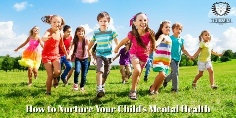 How to Nurture Your Child's Mental Health