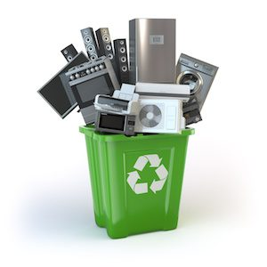 Recycling-devices