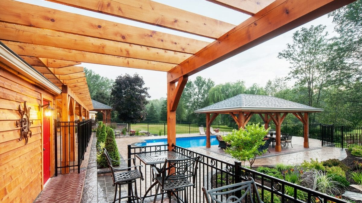 Landscaping & Pools