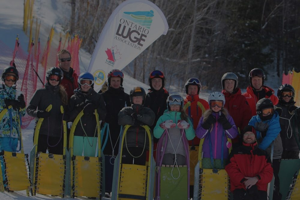 The Ontario Luge Association