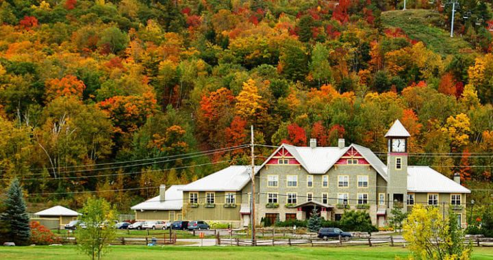 Fall Colours Chairlift Rides