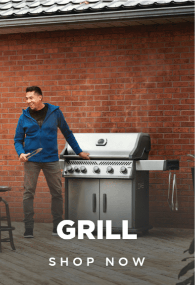 Outdoor stainless steel BBQ