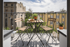 outdoor furniture for outdoor space